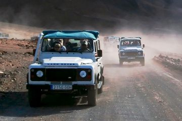 Jeep Fuerteventura