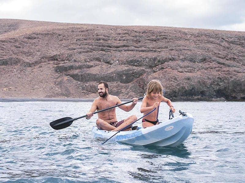 Excursión en barco desde Fuerteventura a Lanzarote