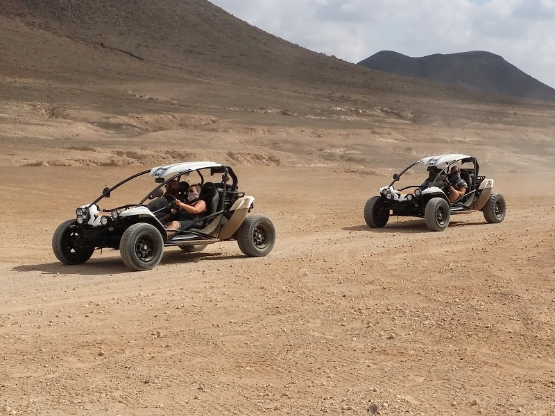 Buggy Fuerteventura