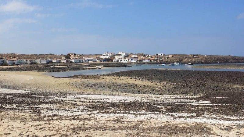 El Cotillo fishing village