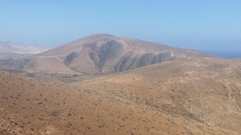Volcanoes of Fuerteventura
