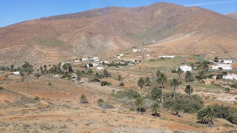 Valley of Betancuria