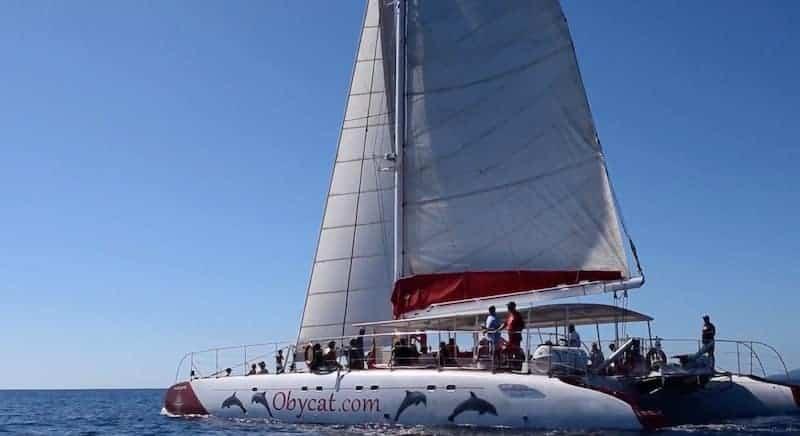Barco Obycat en Fuerteventura