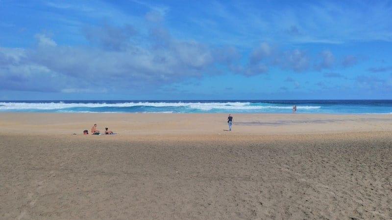 Beach of Cofete