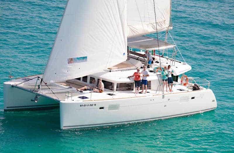 Ausflug mit dem Luxusboot von Morro Jable
