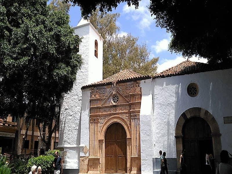 Iglesia de Pájara