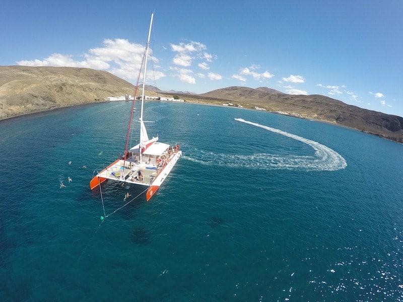 Tour en barco en Caleta de Fuste