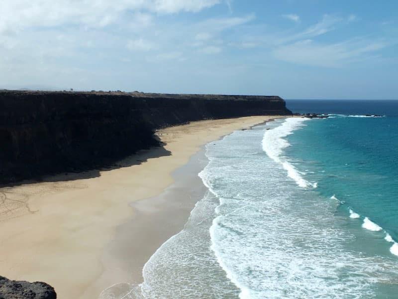 Beach of El Cotillo